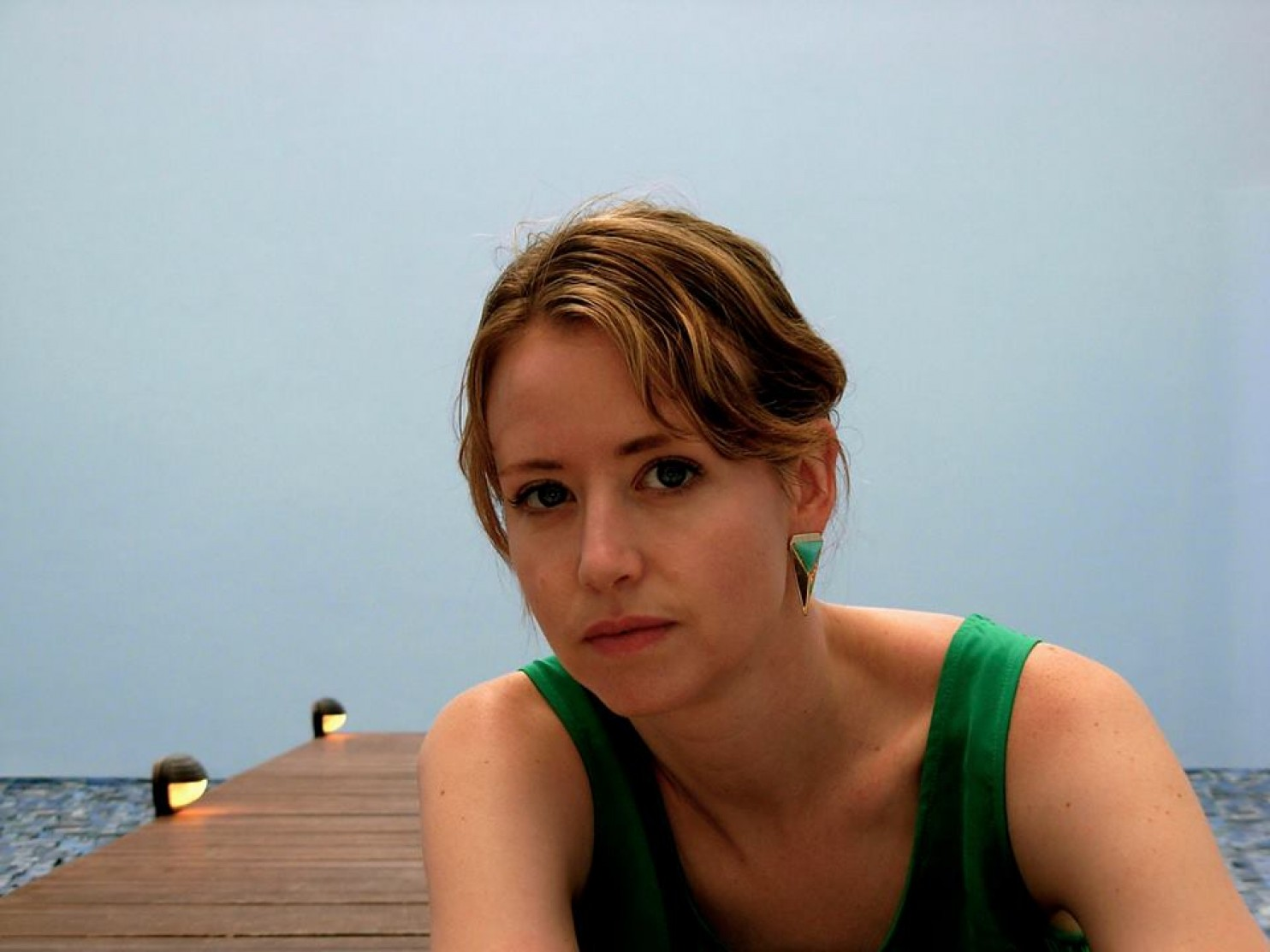 Laura van den Berg - Fotoğraf: Paul Yoon